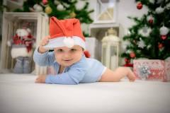 Focení na Vánoce v Přerově