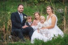 fotograf svatba rodina