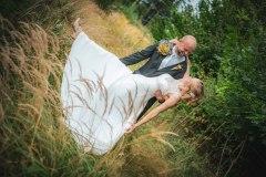 focení svatby na Helfštýně