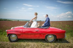 fotograf-auto-veterán-svatba-svatební