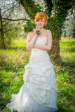 pózující-nevěsta-fotografie-nevěsty