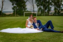 svatba-na-fotbalovém-hřišti