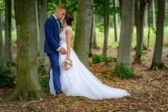 svatba-v-lese
